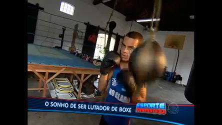 Conheça Yuri Previatti, uma promessa do boxe amador - Esportes ...