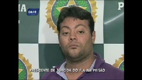 Presidente de torcida organizada do Flamengo vai preso após ...