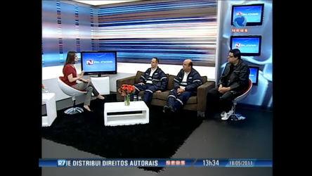 NBlogs discute o trabalho dos profissionais socorristas - Record ...