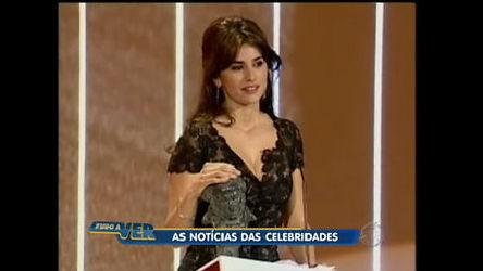 Penélope Cruz diz que gosta de cantar em seu tempo livre - Rede ...