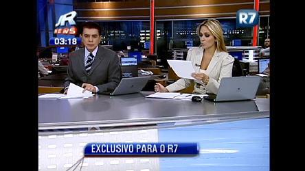 Internautas comentam participação de Ana Paula Padrão - Record ...