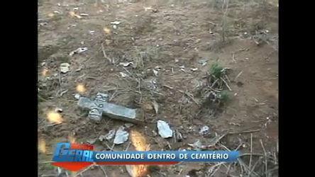 Moradores de Xerém (RJ) denunciam abandono de cemitério - Rio ...