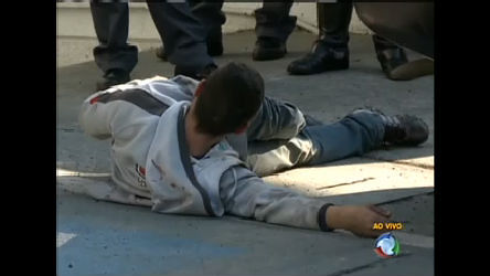 Policiais trocam tiros com assaltantes em área nobre de São Paulo ...