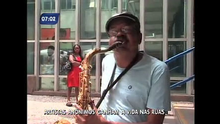 Artistas anônimos fazem sucesso nas ruas do Rio - Rio de Janeiro ...