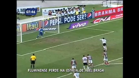 Flamengo empata pela terceira vez e Flu perde na estreia de Abel ...