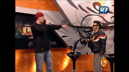 Don Blanquito e Rodney Dy fazem duelo de MC's no Legendários ...