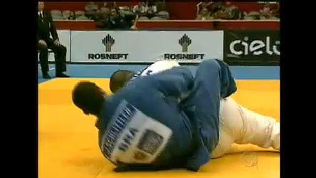 Judocas brasileiros lutam por pontos que garantem vagas na ...