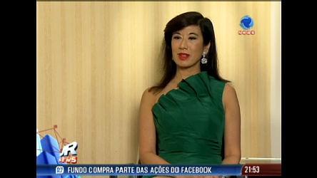 Ana Paula Padrão entrevista uma das mulheres mais poderosas do ...