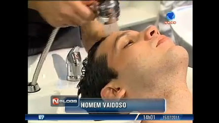 NBlogs discute a vaidade masculina no Dia do Homem - Record ...