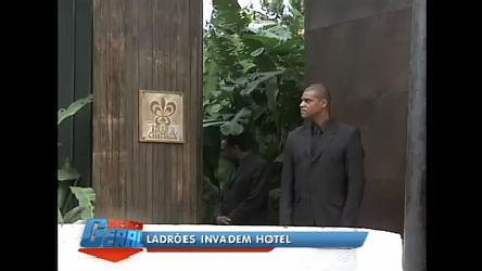 Hotel de Santa Teresa ( RJ) reforça segurança depois de assalto ...