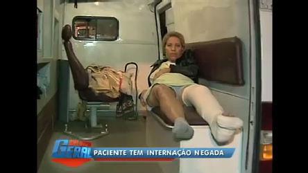Paciente tem internação negada em hospital na Ilha do Fundão (RJ ...