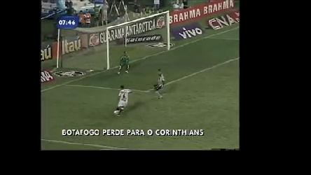 Botafogo perde para o líder do Brasileirão - Rio de Janeiro - R7 RJ ...