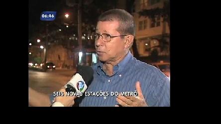 Moradores do Leblon, no Rio, reclamam de estação da linha 4 do ...