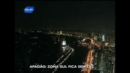 Apagão em São Paulo deixa mais de 700 mil pessoas sem energia ...