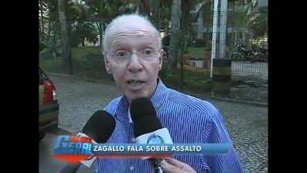 Zagallo narra momentos de tensão que viveu perante assaltantes ...