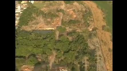 Polícia Federal descobre crime ambiental praticado por milícia no Rio