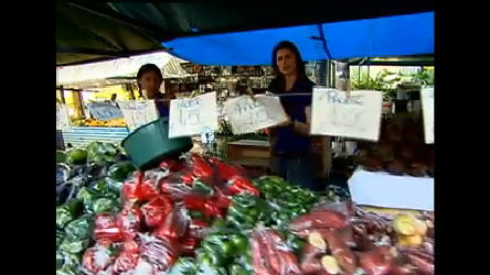 Frio e chuva aumentam preço de alimentos na feira - Notícias - R7 ...