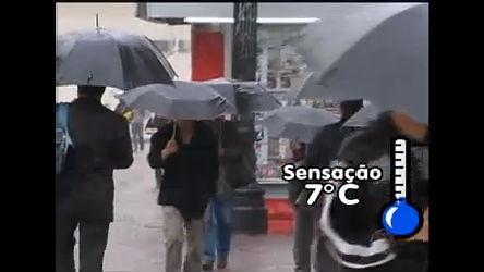 Paulistanos enfrentam dia chuvoso na capital - Record Play - R7 ...