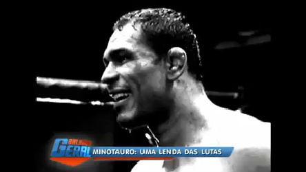 Minotauro volta aos ringues no Rio - Rio de Janeiro - R7 Balanço ...
