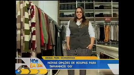 Gordinhas ganham espaço na indústria da moda - Rio de Janeiro ...