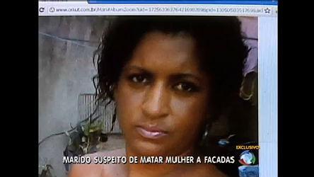 Mulher morta a facadas por marido é enterrada em Queimados - Rio ...