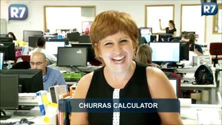 Rosana dá dica de site que calcula o que você precisar para um ...