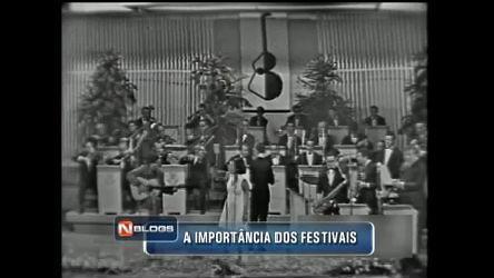NBlogs relembra época dos grandes festivais da MPB - Record ...
