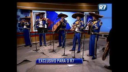 Veja apresentação de mariachis no encerramento do Jornal da ...