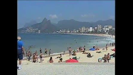 Quer saber se vai dar praia no Rio? Veja a previsão do tempo - Rio ...