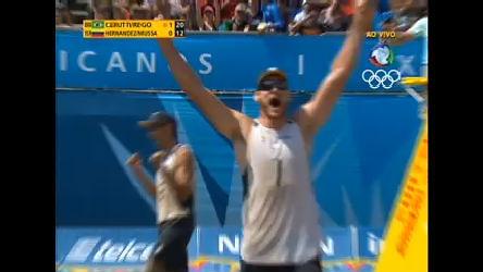 Alison e Emanuel conquistam medalha de ouro no vôlei de praia ...