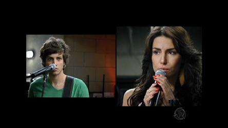 Rebeldes ensaiam Quando Estou do Seu Lado e Tomás e Carla ...