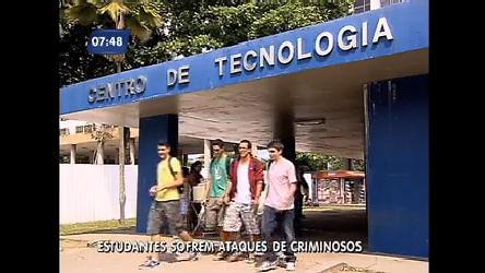 Estudantes da UFRJ pedem patrulhamento da PM no campus da ...