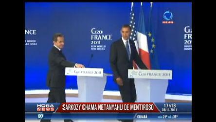 Fofoca cria mal estar entre os governos da França e Israel - Record ...