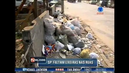 NBlogs discute o problema da falta de lixeiras nas ruas de grandes ...