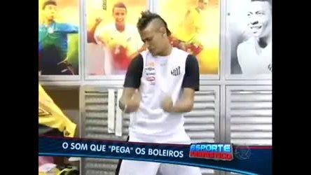 Música de Michel Teló vira febre entre craques de futebol - Esportes ...