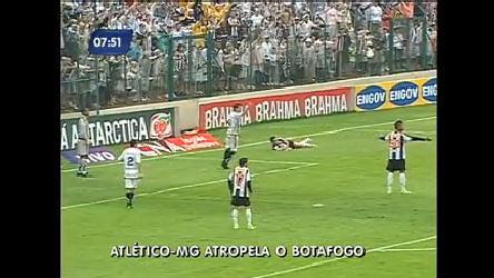 Botafogo ( RJ) fica sem reação e perde para Atlético (MG) - Rio de ...