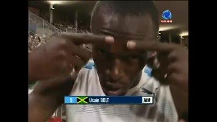 Relembre a façanha de Usain Bolt nas Olimpíadas de Pequim ...