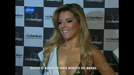 Bumbum de modelo do Ceará é eleito o mais bonito do Brasil ...