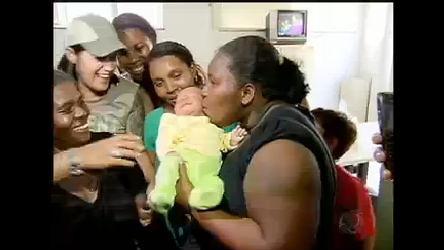 Bebê de 12 dias é encontrado após sequestro no Rio de Janeiro ...