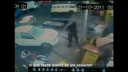 Reação a assalto se torna cada vez mais comum e perigosa - Rede ...