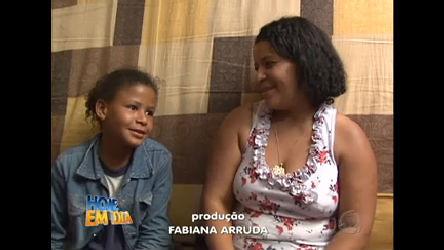 Hoje em Dia ajuda família carente na zona leste de Belo Horizonte ...