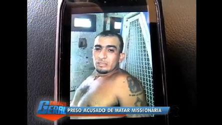 Polícia prende suspeito de matar missionária em Botafogo ( RJ ...
