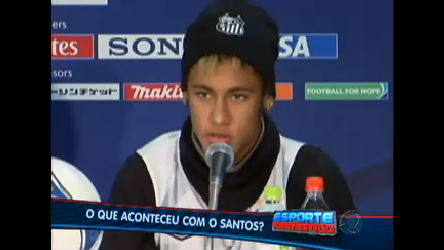 Torcedores apontam os culpados pela derrota do Santos no ...