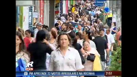 Brasileiros fazem planos e promessas para 2012 - Record News ...