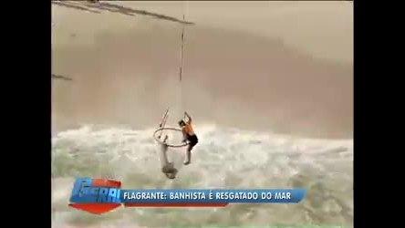 Banhista morre afogado em Copacabana (RJ) - Rio de Janeiro - R7 ...