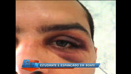 Estudante é espancado por seguranças em boate na Baixada ...