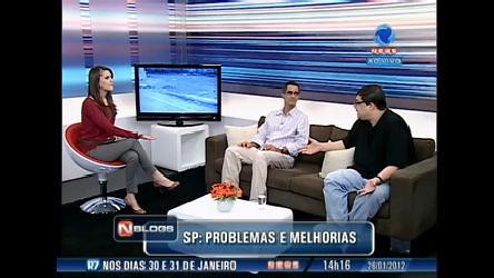 NBlogs discute os problemas urbanos que afetam São Paulo - Rede ...