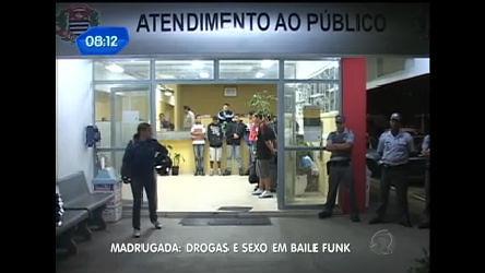 Polícia fecha mais um baile funk em operação Pancadão em SP ...