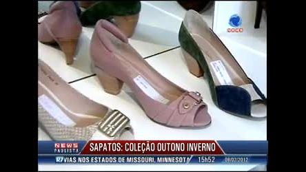 ceb669226 Fábricas de calçados femininos de Franca (SP) começam a produzir coleção de  inverno - Record News - R7 Record News Paulista