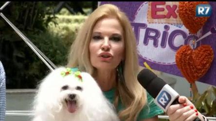 Ex-Tricô recebe Brunete Fraccaroli, do reality Mulheres Ricas ...